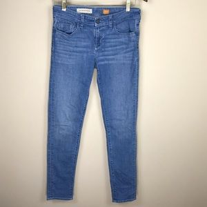 Anthropologie Pilcro Fit Stet Skinny Jeans Size 27